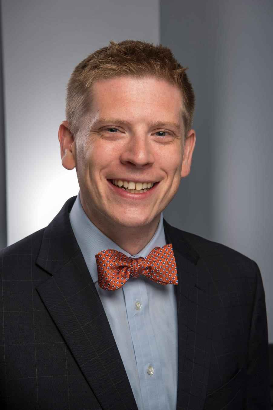 Dr. Micah Kubic, incoming Executive Director of the American Civil Liberties Union (ACLU) of Florida.