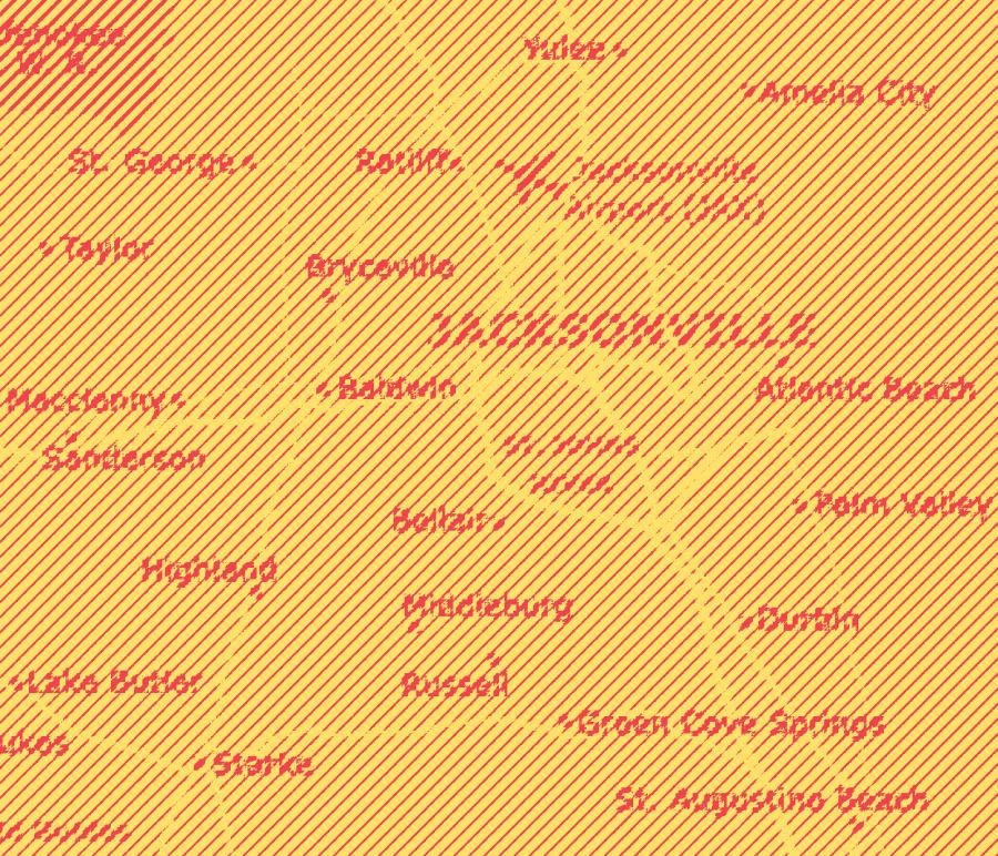 JacksonvilleMap