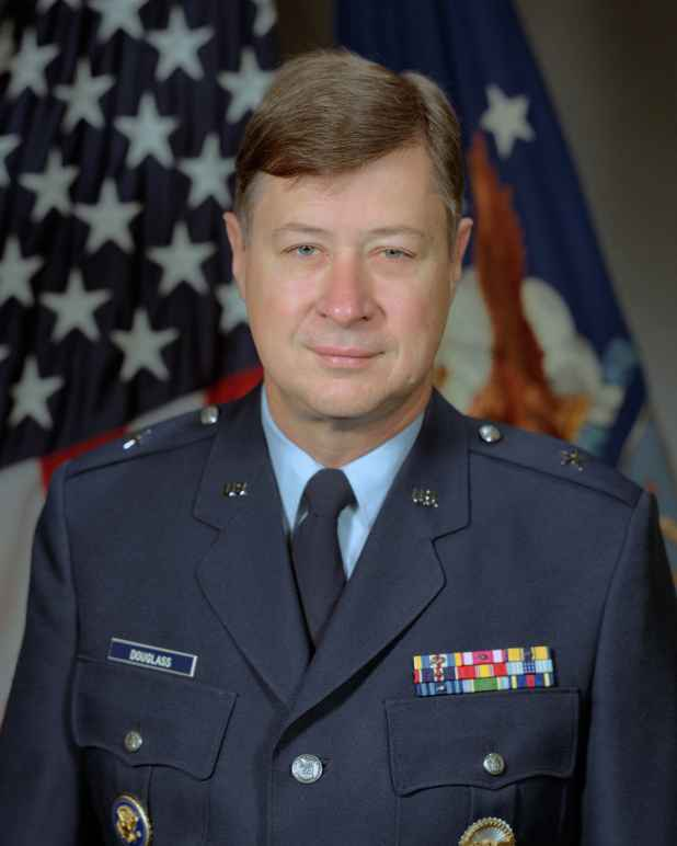 Ret. Air Force Gen. John Douglass