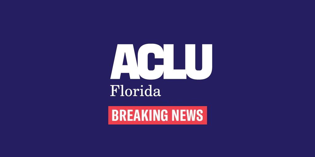 ACLUFLBreakingNews