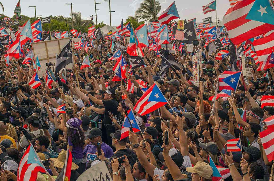 Puerto Rico protests