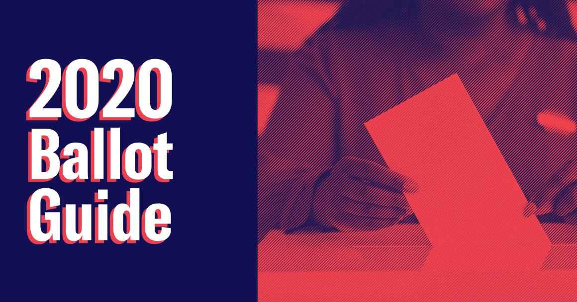 2020 Ballot Guide