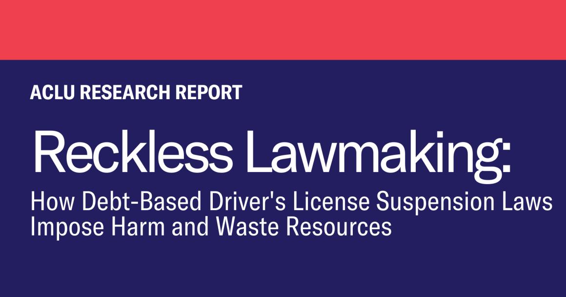 Reckless Lawmaking