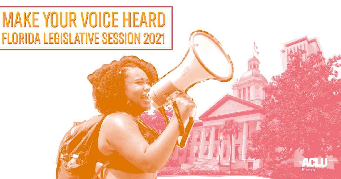 Legislative Session - Make Your Voice Heard